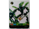 Gear No: BioMOL087  Name: Bionicle Game Card GRESH 87