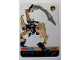 Gear No: BioMOL096  Name: Bionicle Game Card ZESK 96