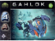 Gear No: BioMc02.03  Name: Bionicle The Bohrok Awake Card - Gahlok 3