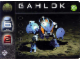 Gear No: BioMc02.04  Name: Bionicle The Bohrok Awake Card - Gahlok 4