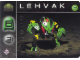 Gear No: BioMc02.10  Name: Bionicle The Bohrok Awake Card - Lehvak 10