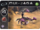 Gear No: BioMc02.14  Name: Bionicle The Bohrok Awake Card - Nui-Jaga 14
