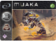 Gear No: BioMc02.15  Name: Bionicle The Bohrok Awake Card - Muaka 15