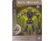 Gear No: BioMc02.18  Name: Bionicle The Bohrok Awake Card - Exo-Pohatu 18
