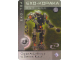 Gear No: BioMc02.23  Name: Bionicle The Bohrok Awake Card - Exo-Kopaka 23