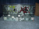 Gear No: BioPhaAMLS1  Name: Display Assembled Set, Large Plastic Case Light and Sound with Bionicle Phantoka, Toa Lewa, Tanma, Antroz, Radiak (shows 8686, 8691, 8944, 8947)