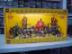 Gear No: BioPlaAMLS1  Name: Display Assembled Set, Large Plastic Case Light and Sound with Bionicle Playsets (shows 8757, 8759, 8769)
