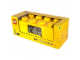 Gear No: CT46050  Name: Alarm Clock, Brick 2 x 4 - Yellow