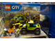 Gear No: CityVolAM1  Name: Display Assembled Set, City Set 60121 in Plastic Case