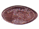Gear No: Coin24  Name: Pressed Penny - Miniland Mount Rushmore Pattern