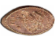 Gear No: Coin36  Name: Pressed Penny - Tahu Nuva 'TAO OF FIRE' Pattern