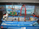 Gear No: CtyHarAM1  Name: Display Assembled Set, City Set 7994 Harbor in Plastic Case