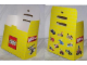 Gear No: DMStoreBox  Name: Daily Mirror Promotional Cardboard Storage Box - City Yellow
