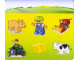 Gear No: DPLB01  Name: Duplo Picture Lottery Game Board, Farm