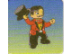 Gear No: DPLC08  Name: Duplo Picture Lottery Game Card, Circus Ringmaster