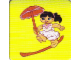 Gear No: DPLC11  Name: Duplo Picture Lottery Game Card, Circus Tightrope Walker