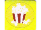 Gear No: DPLC12  Name: Duplo Picture Lottery Game Card, Circus Popcorn