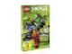 Gear No: DVDnjoDE1  Name: Video DVD - Ninjago Masters of Spinjitzu Vol.1 (2 DVD Set)