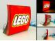 Gear No: DisplaySignLt06  Name: Display Sign Medium LEGO Logo, Curved, Lighted (220V)
