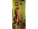 Gear No: DupLegFarBan01  Name: Display Flag Cloth, Duplo LEGO Ville Farm Red Tractor