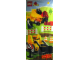 Gear No: DupLegVilBan1  Name: Display Flag Cloth, Duplo LEGO Ville