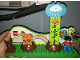 Gear No: DuploAM02  Name: Display Assembled Model, Duplo Garden