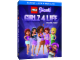 Gear No: FrndDVDBDHD  Name: Video DVD and BD and Digital HD - Friends Girlz 4 Life
