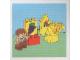 Gear No: GA06card01  Name: DUPLO Memory Game (1) Card #1