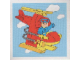 Gear No: GA06card02  Name: DUPLO Memory Game (1) Card #2