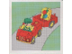 Gear No: GA06card03  Name: DUPLO Memory Game (1) Card #3