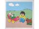 Gear No: GA06card04  Name: DUPLO Memory Game (1) Card #4