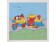 Gear No: GA06card06  Name: DUPLO Memory Game (1) Card #6