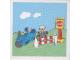Gear No: GA06card11  Name: DUPLO Memory Game (1) Card #11