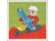 Gear No: GA15card05  Name: DUPLO Memory Game (2) Card #5