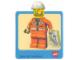 Gear No: Gstk009  Name: Sticker, Minifigure Construction Planner