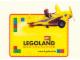 Gear No: Gstk071  Name: Sticker, Legoland Deutschland 2