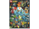 Gear No: Gstk099  Name: Sticker, Power Miners Sheet