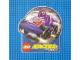 Gear No: Gstk101  Name: Sticker, Racers - Gear