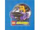 Gear No: Gstk106  Name: Sticker, Racers - Spiky