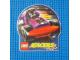 Gear No: Gstk108  Name: Sticker, Racers - Warrior
