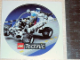 Gear No: Gstk111  Name: Sticker, Technic Model 8230
