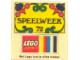 Gear No: Gstk115  Name: Sticker, SPEELWEEK 72 LEGO System