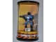Gear No: HFAM02  Name: Display Assembled Set, Hero Factory Set 6282 in Plastic Case with Light
