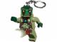 Gear No: IQ50888  Name: LED Key Light Cragger Key Chain (LEDLite)