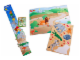 Gear No: K851988  Name: Duplo Zoo Height Chart with Free Sticker Set