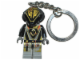 Gear No: KC006  Name: UFO Alien with Black Helmet Key Chain