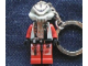 Gear No: KC024  Name: UFO red alien Key Chain