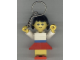 Gear No: KC044  Name: Maxifig Key Chain Female