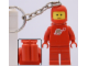 Gear No: KC055  Name: Classic Space Red Figure Key Chain with Airtanks
