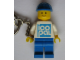 Gear No: KC106  Name: Construction Worker Key Chain - ICOPAL promotional